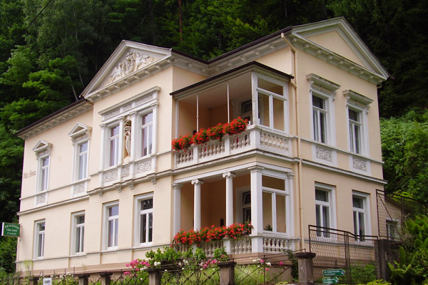 Pension Villa Anna in Bad Schandau